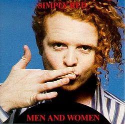 cd simply red - men and women (usado/otimo)