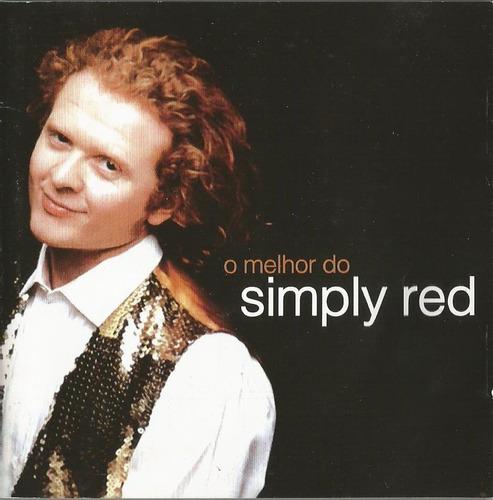 cd simply red - o melhor de simply red (18 sucessos)