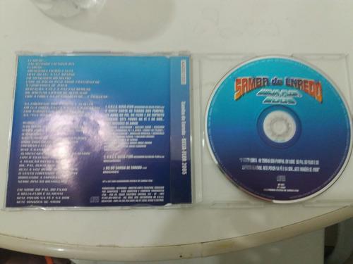 cd-single-beija flor-2005-samba de enredo-em otimo estado