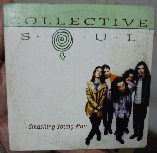 cd  single  collective soul  /  importado - b304