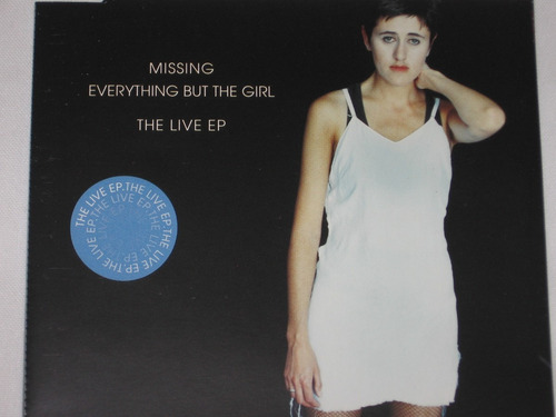 cd single everything but a girl muy raro