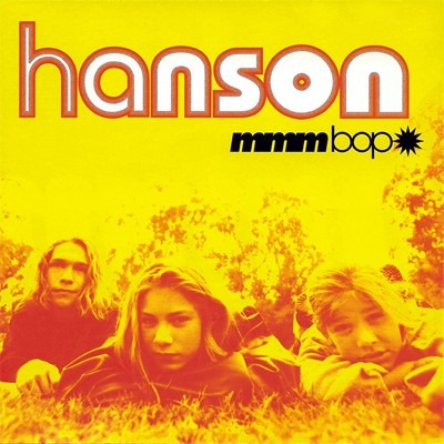 cd-single-hanson-mmm bop-2 versões-importado em otimo estado