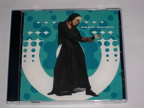 cd single lonnie gordon gonna catch you dance electronica