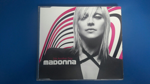 cd single madonna die another day