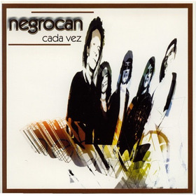 Cd Single Negrocan , Cada Vez 7x