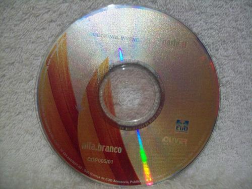 cd single nila branco- parte 2- cd promo