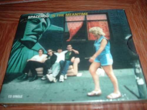 cd single original spacehog - in the meantime