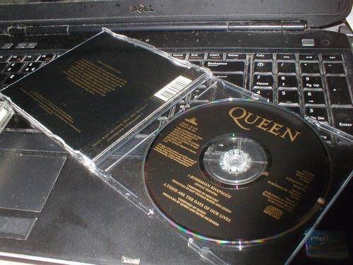 cd single queen bohemian rhapsody uk 1992