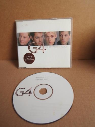 cd single queen: g4 bohemian rhapsody