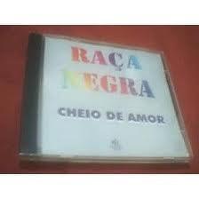 cd  single  raça negra  -  cheio de amor  -  310b127