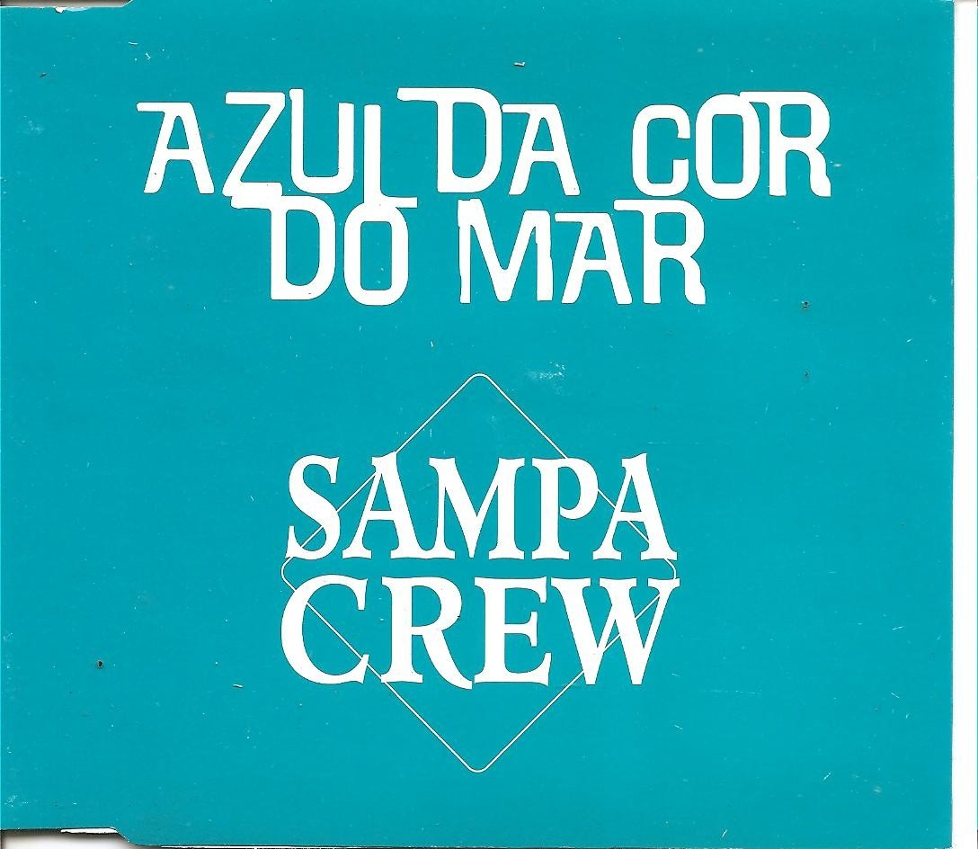 musica azul da cor do mar sampa crew