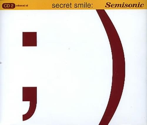 cd single semisonic  secret smile
