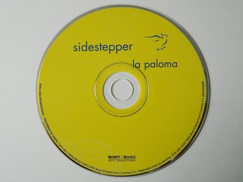 cd single sidestepper la paloma remixes 3 tracks