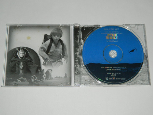cd single star wars duel of the fates episode 1