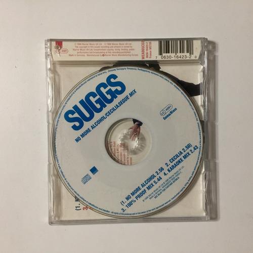 cd single suggs no more alcohol cecilia vocalista madness