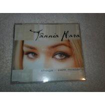 cd-single-tannia mara-chega-sem misterio-2 faixas-otimo esta