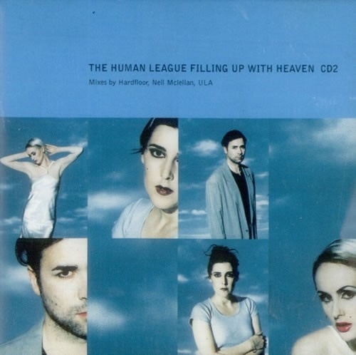 cd-single-the human league-filling up with heaven-importado