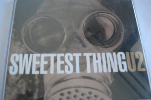 cd single u2 sweetest thing