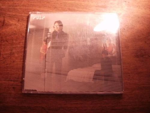 cd single uk pulp - help the aged