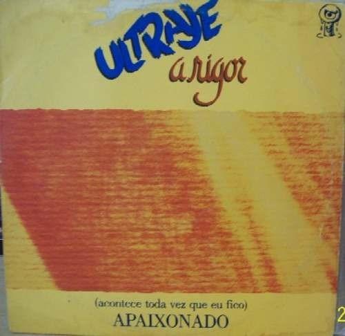 cd-single-ultraje a rigor-apaixonado-1 faixa-em otimo estado