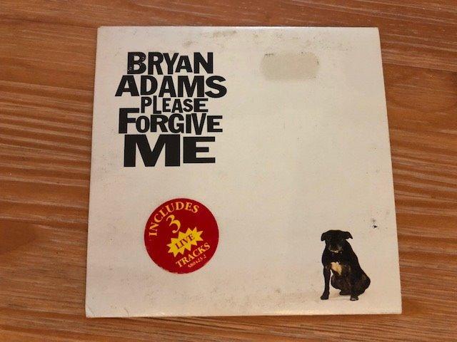 Bryan adams please forgive me album
