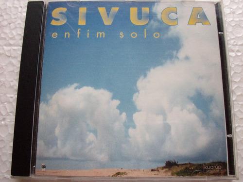 cd sivuca - enfim solo - 1997 - kuarup