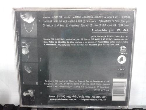 cd - six - seja como for (promoção)