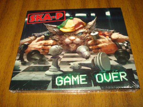 cd ska p / game over (nuevo y sellado) digipack