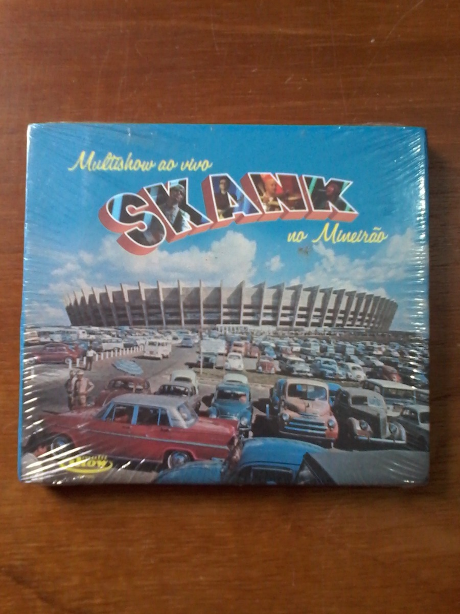 cd do skank ao vivo no mineiro
