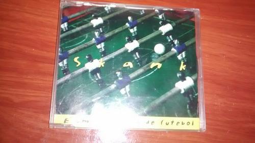 cd : skank  é uma partida de futebolsingle promocional!