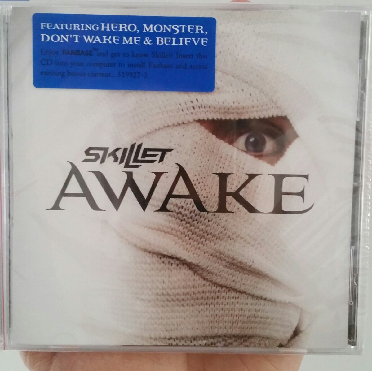 cd skillet awake gratis
