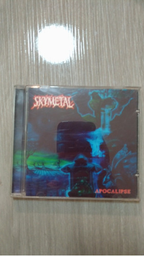 cd skymetal - apocalipse