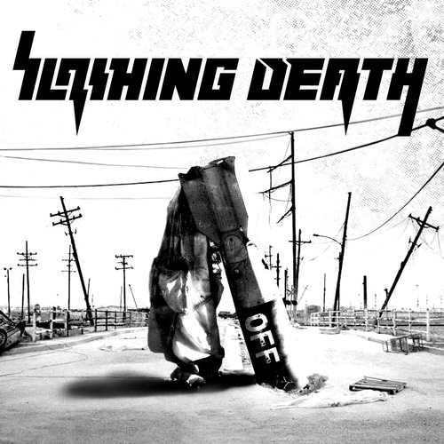 cd : slashing death - off (united kingdom - import)