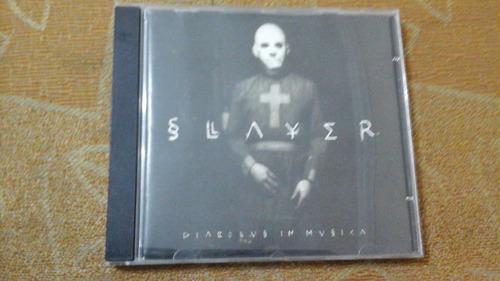 cd-slayer-diabolus in musica
