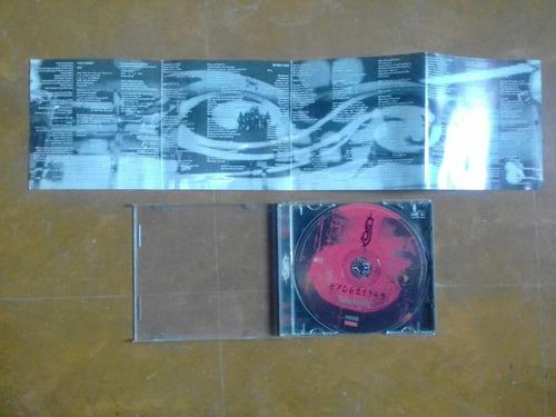 cd slipknot slipknot (cd homonimo) 1999
