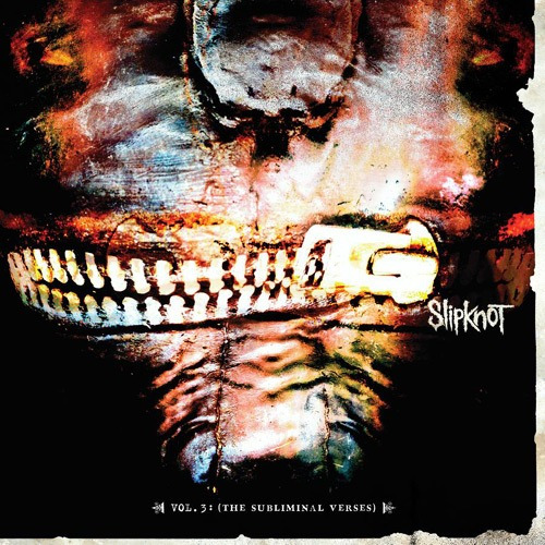 cd slipknot - vol. 3. the subliminal verses.  edición usa