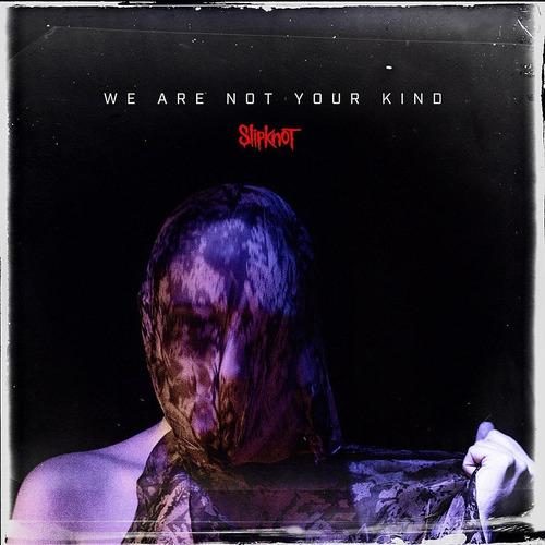 cd slipknot - we are not your kind nuevo sellado obivinilos