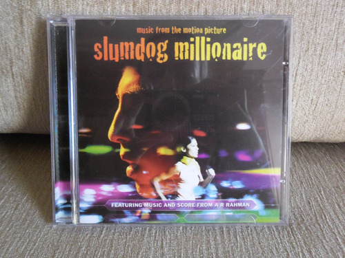 cd slumdog millionaire - music from the motion picture