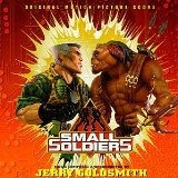 cd small soldiers: original motion picture score  jerry gold