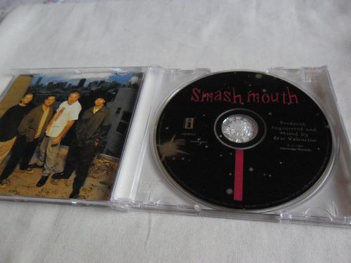 cd smash mouth - reembalado estojo e plástico novo