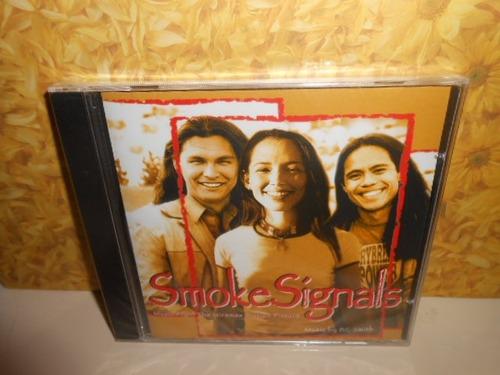cd smoke signals / trilha  sonora  -lacrado-   frete grátiis