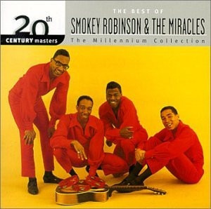 cd smokey robinson & the miracles the best of (importado)