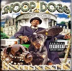 cd snoop dogg - not to be told  - importado  - usado
