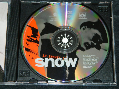 cd snow 12 inches of