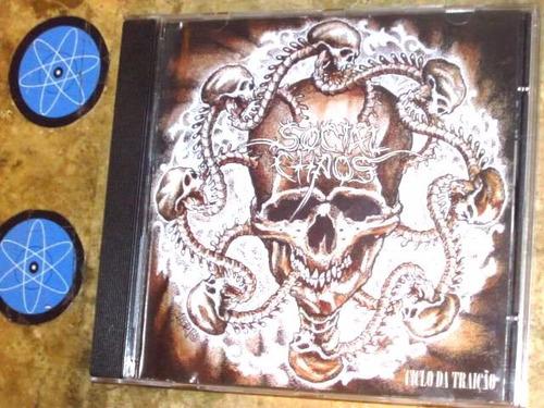 cd social chaos - ciclo da traição (2009)