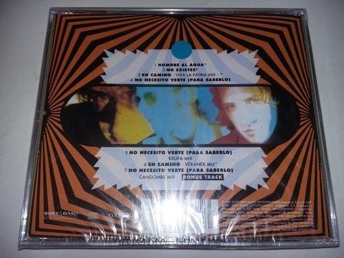 cd soda stereo rex mix