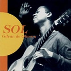 cd sol, gilvan de oliveira, karmin, 1995.