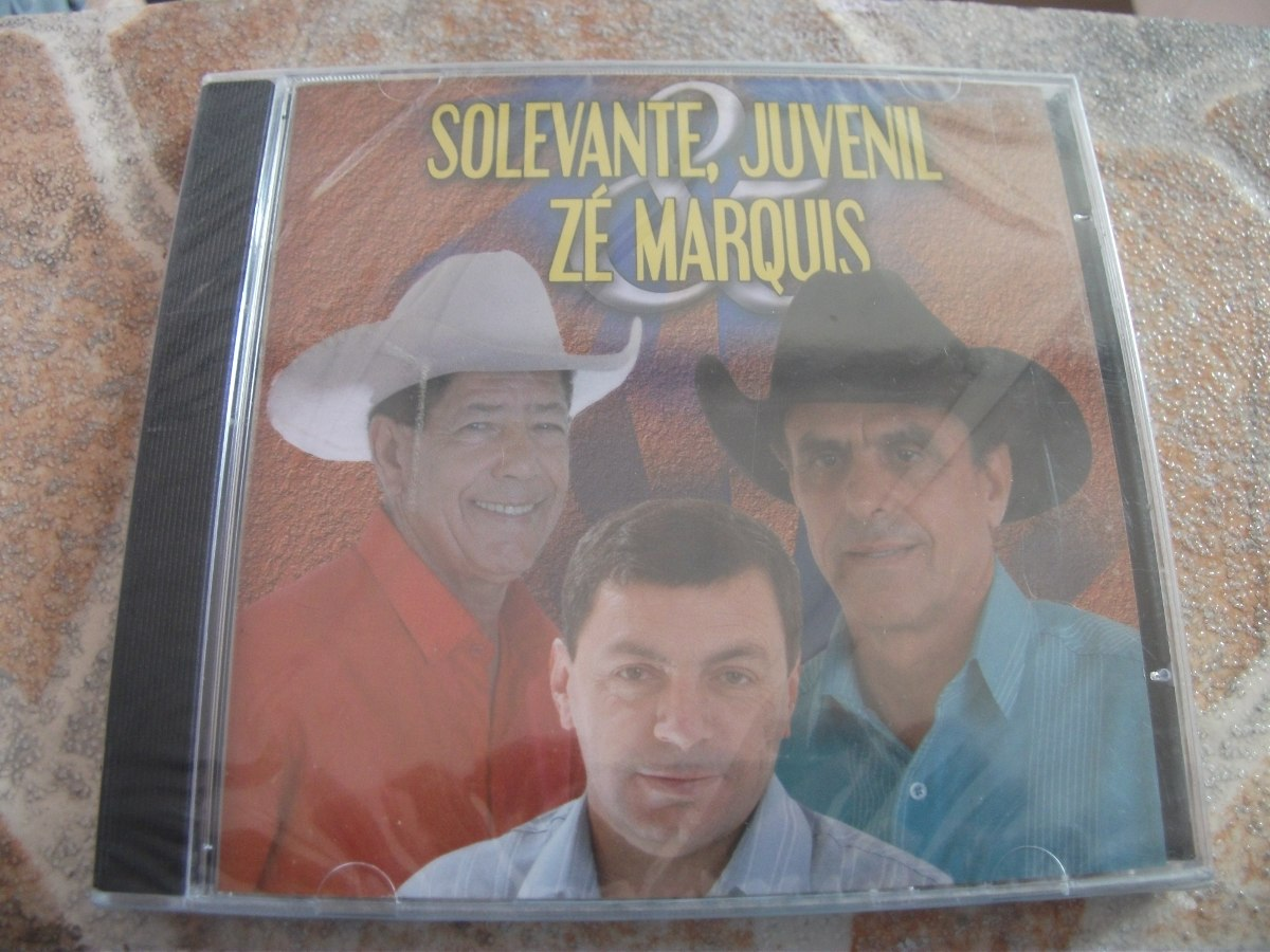 cd solevante juvenil e ze marques