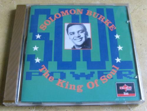 cd solomon burke - the king of soul.
