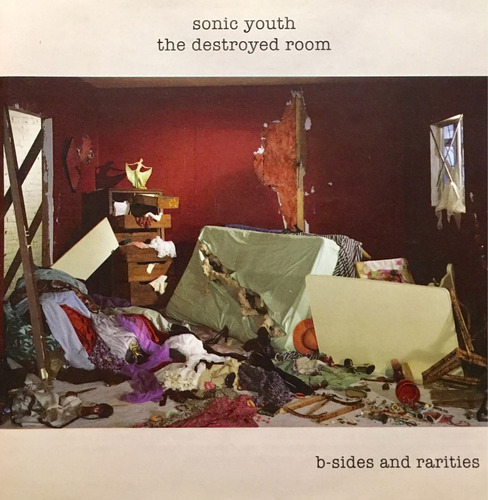 cd sonic youth the destroyed room b sides and rarities